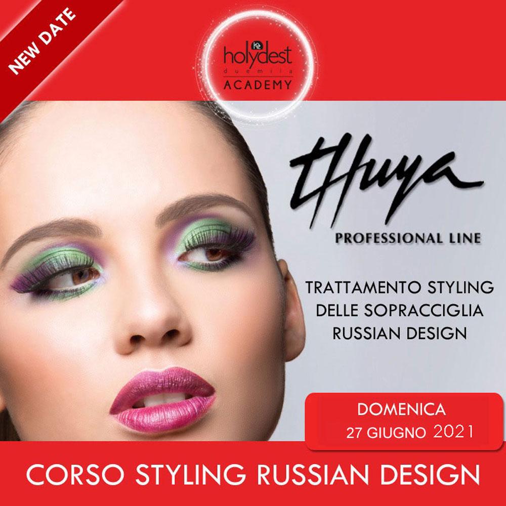 NEW DATE CORSO RUSSIAN DESIGN – Palermo e Catania